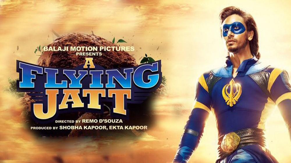 A Flying Jatt Movie Trailer Download