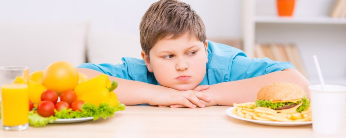 who is responsible for childhood obesity