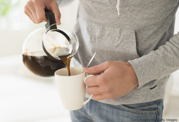 Four cups of coffee, key to healthy heart - Dynamite News