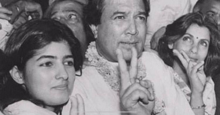 Twinkle Khanna remembers Rajesh Khanna on his birthday ...