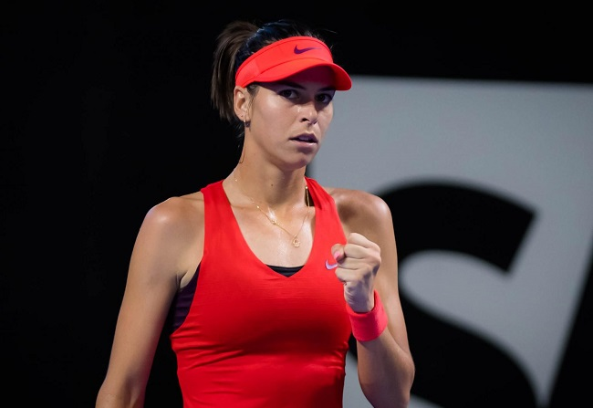 Tomljanovic to face Mladenovic first in Fed Cup final