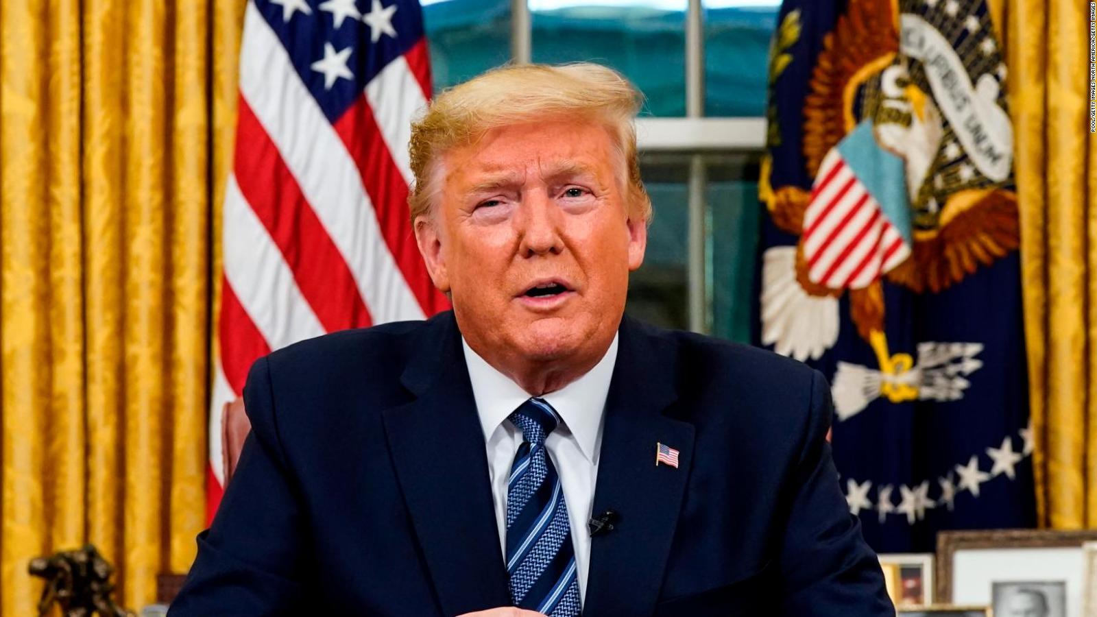 Coronavirus: Trump 'can't imagine why' U.S. disinfectant calls spiked