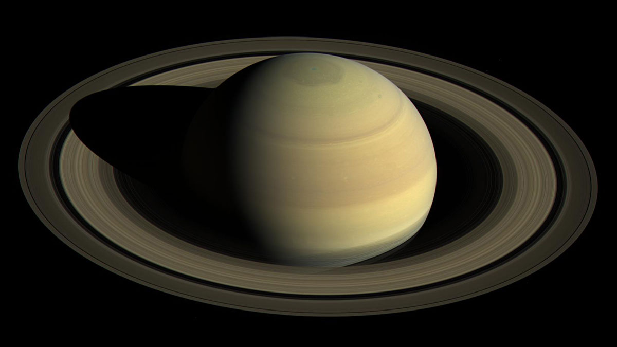 Hubble Captures Breathtaking Image Of Summertime On Saturn