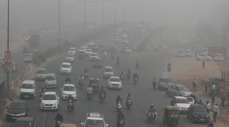 Delhi's Air Quality Hits Eight-Month Low