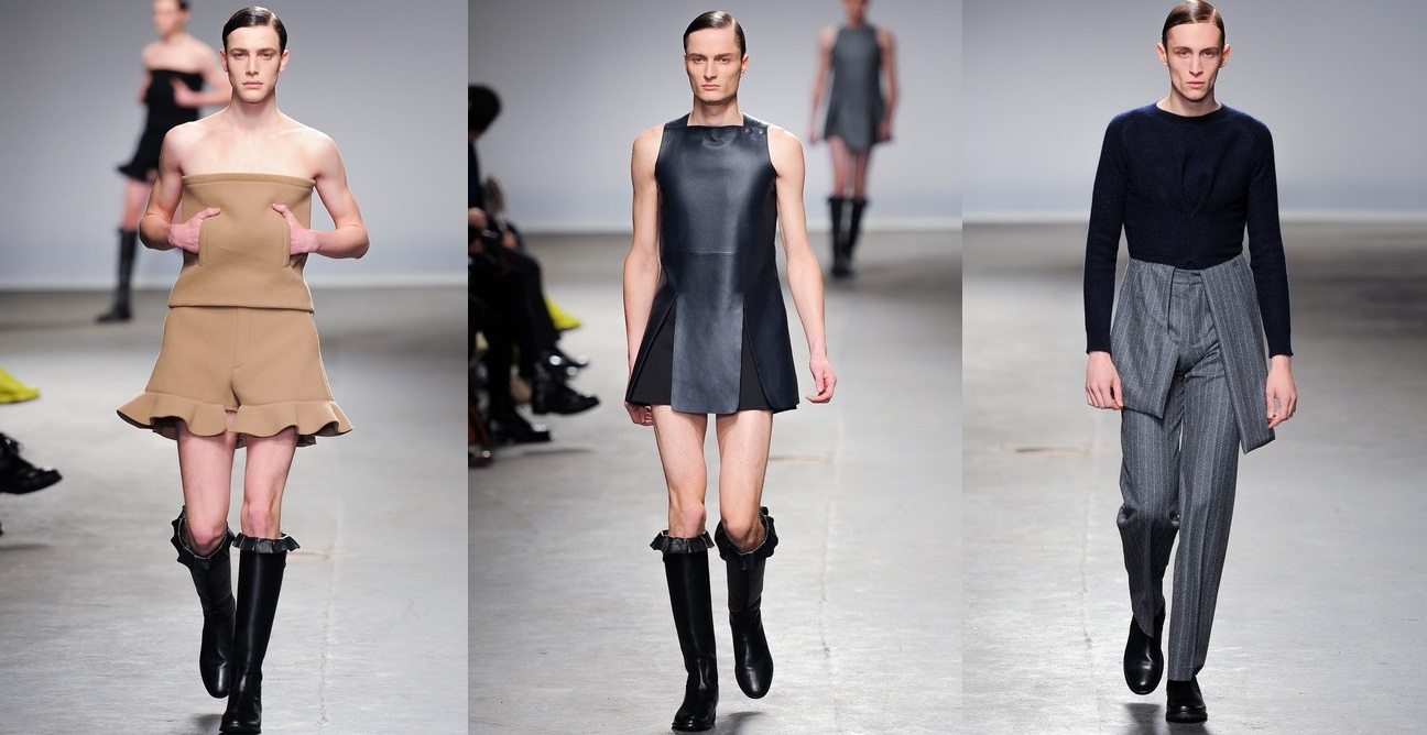 Men Embrace Genderless Fashion Dynamite News