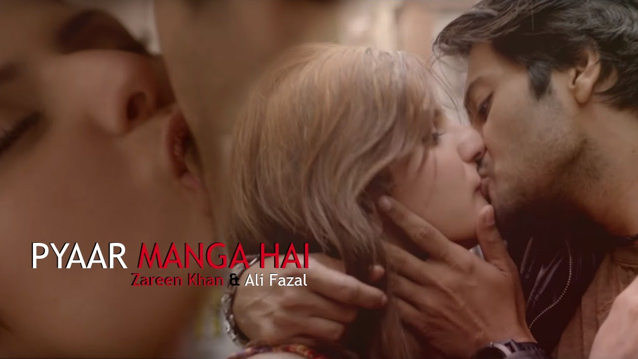 Zareen Ali Starrer Pyaar Manga Hai Song Is Out On T Series And It Is Absolutely Hot