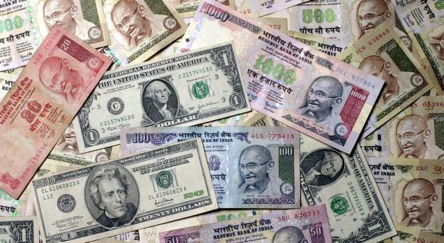 The Ru Edged Higher By 2 Paise To 66 69 Against Us Dollar At Forex Market In Early Trade On Thursday Fresh Ing Of American Currency