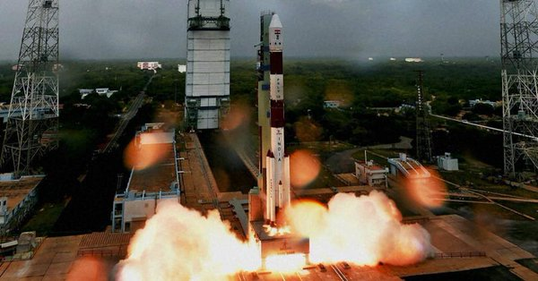 104 satellites in a single flight of PSLVC 37