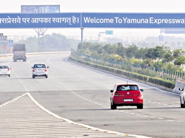 Yamuna Expressways