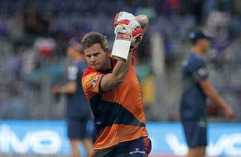 Steve Smith Australian skipper as the captain of Rising Pune Supergiants in IPL 2017