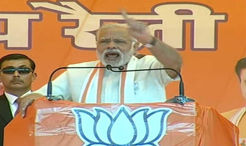 Mocking the BSP and the Samajwadi Party