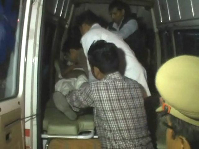 Samajwadi Party candidate Siddhgopal Sahu's son taken to the hospital