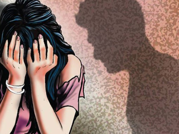 A minor girl was allegedly molested by her