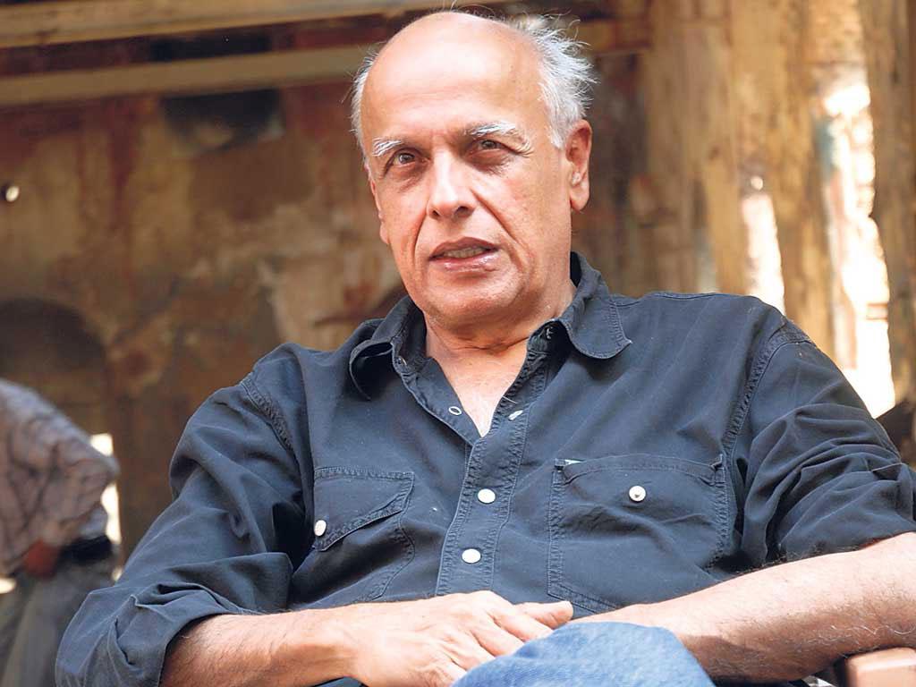 Filmmaker Mahesh Bhatt (File Photo)