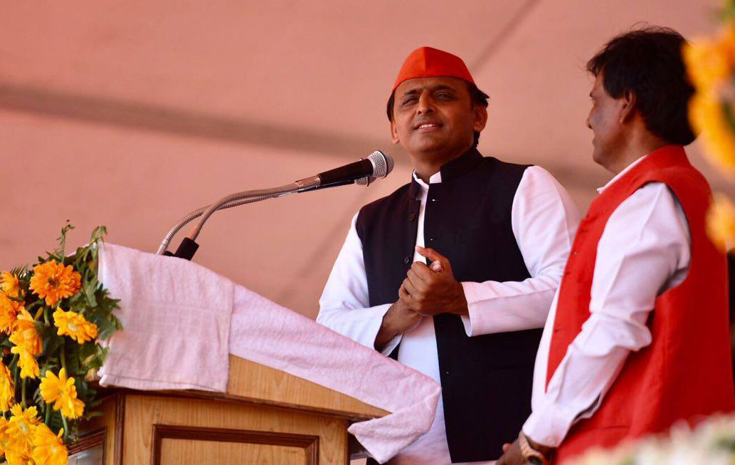 UP CM Akhilesh Yadav (File Photo)