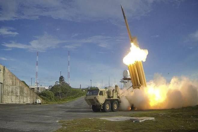 US missile system