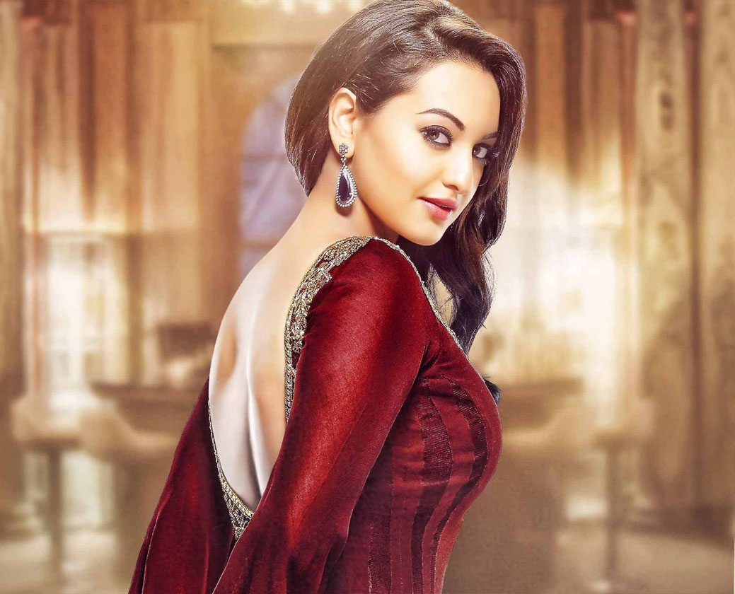 Bollywood actress Sonakshi Sinha
