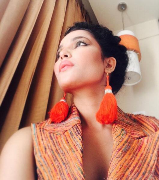 Bollywood actress Chitrashi Rawat