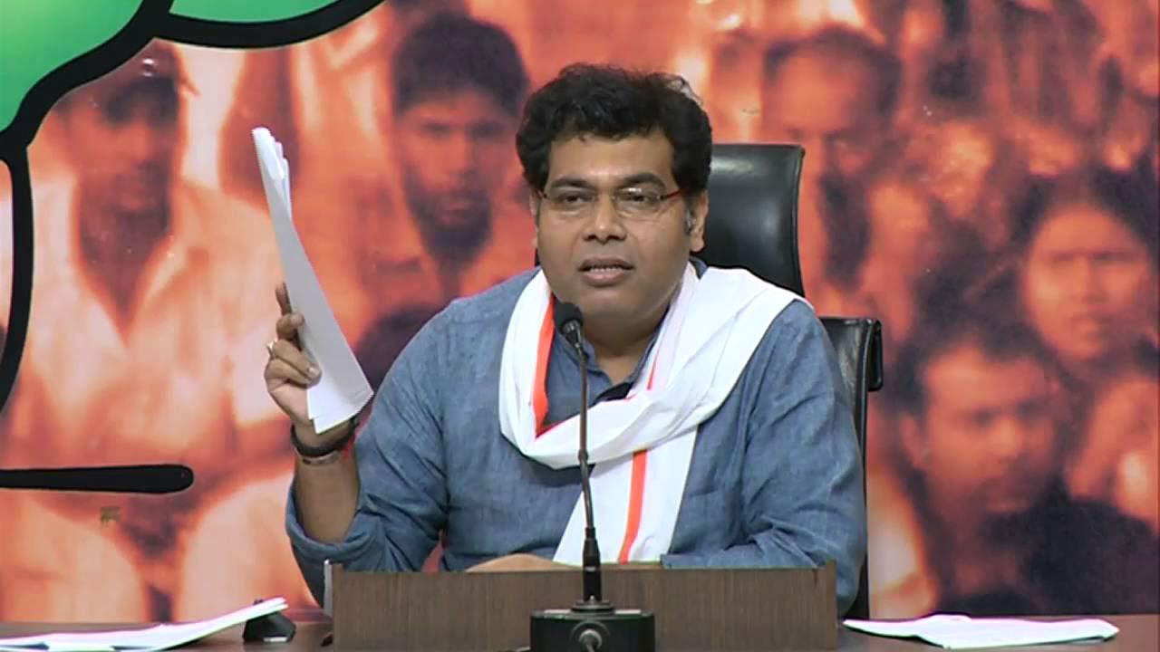 BJP leader Shrikant Sharma (File Photo)