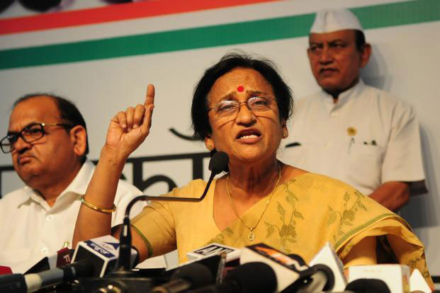 BJP candidate from Lucknow Lucknow Cantonment constituency Rita Bahuguna Joshi (File Photo)