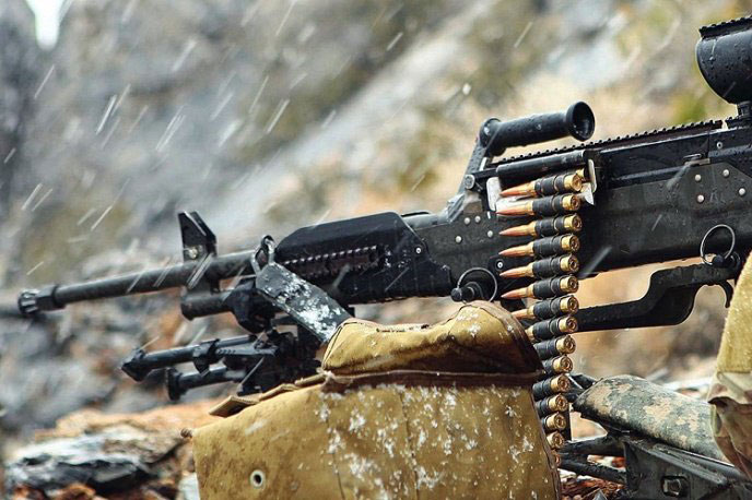 Pakistan has violated ceasefire in Poonch