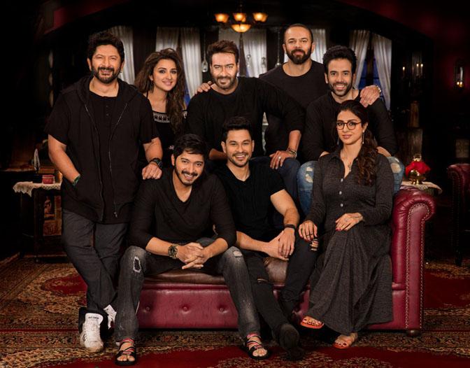 Casting of film Golmaal Again