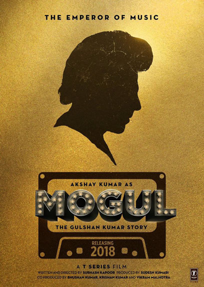 Poster of 'Mogul: The Gulshan Kumar Story