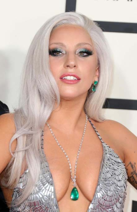 Hollywood singer Lady Gaga (File Photo)