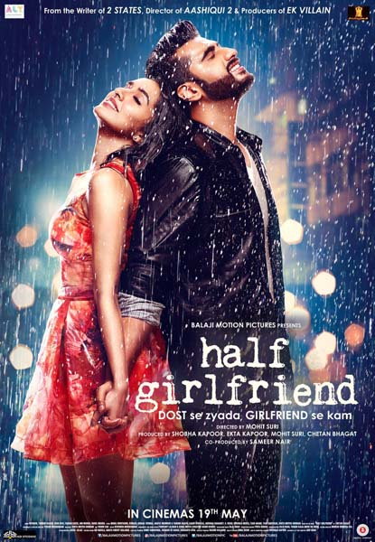 The poster of Half-Girlfriend