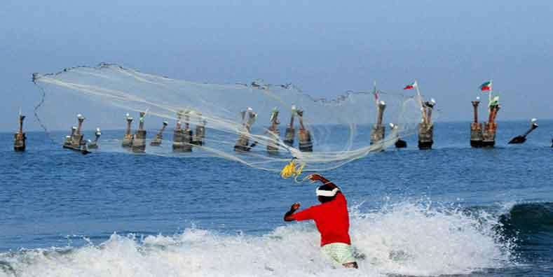 Tamil fishermen (file photo)