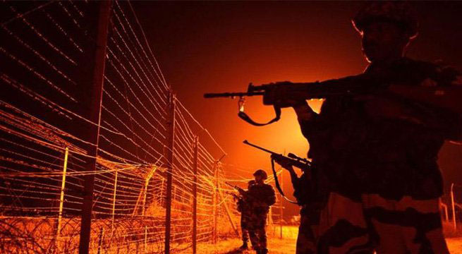 Ceasefire violation by Pakistan along LoC in Rajouri sector on Tuesday