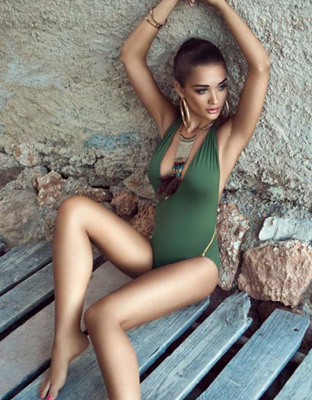 Amy Jackson (File Photo)