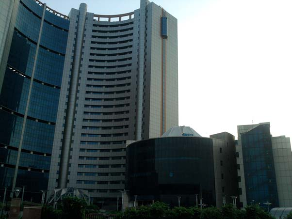 A view of Municipal Corporations of Delhi's building