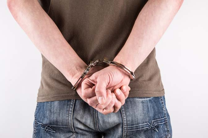 A man was arrested by police in Alwar (File Photo)