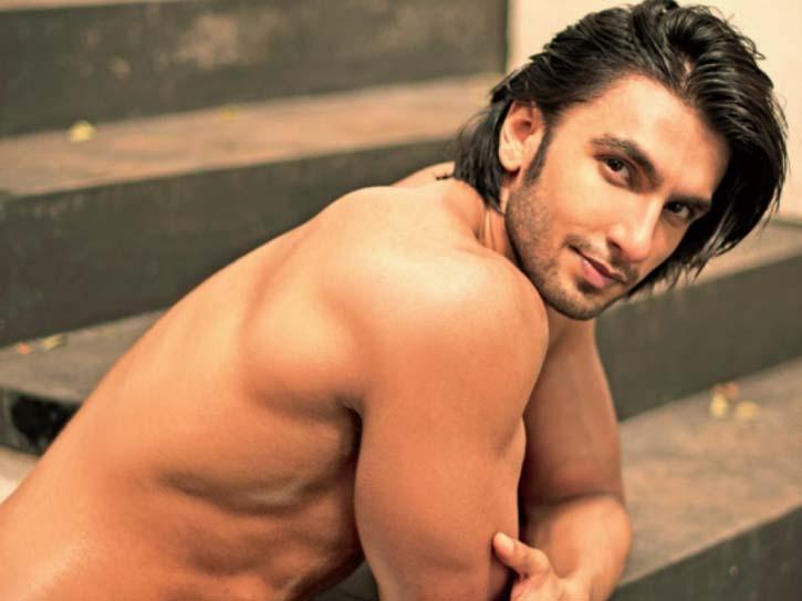 Bollywood actor Ranveer Singh