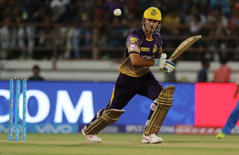 Australian batsman Chris Lynn