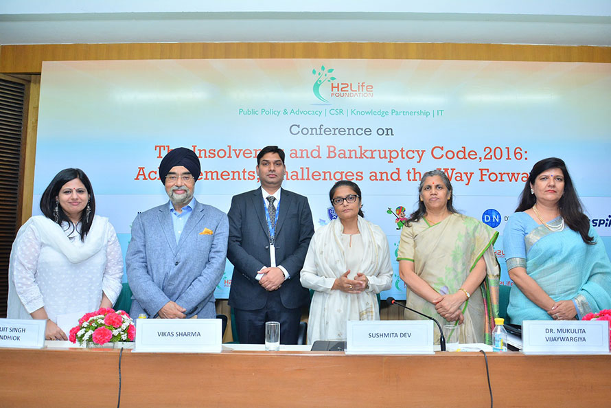 Conference on 'The Insolvency and Bankruptcy Code-2016'