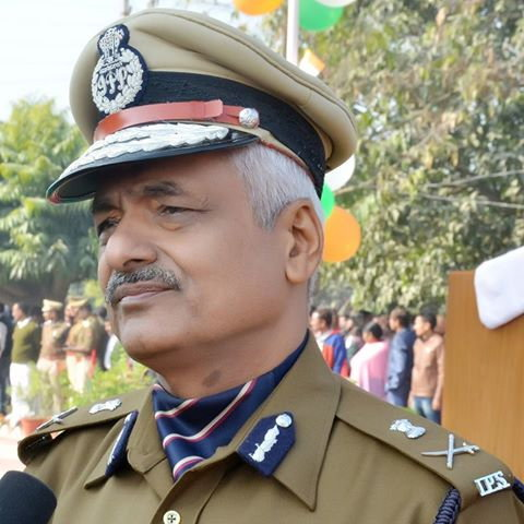 Sulkhan Singh, newly appointed DGP