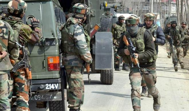 Kupwara Army Camp Attack