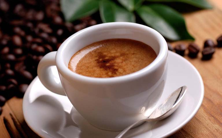 Italian style coffee to keep prostate cancer at bay