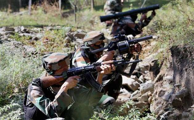 Poonch ceasefire violation (File Photo)