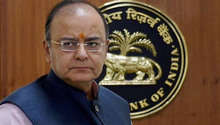 Defence Minister Arun Jaitley