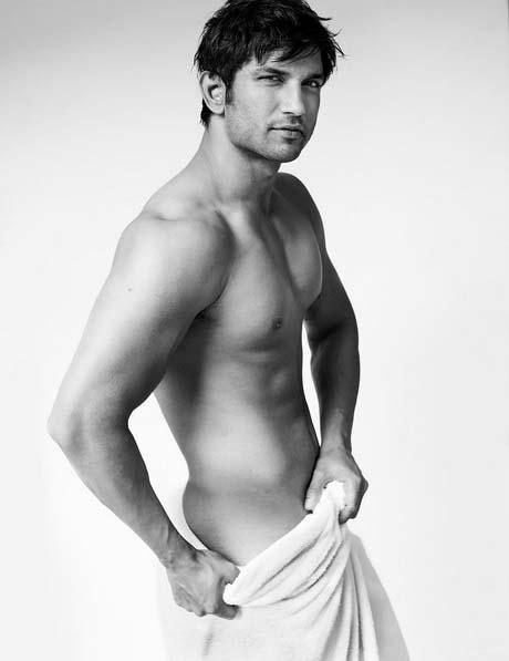 Bollywood actor nude