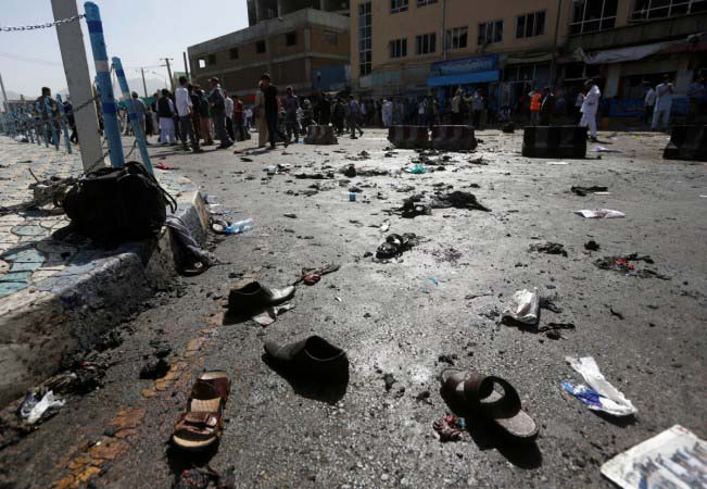 Nine killed in the explosive inside a Madrassa in the northern Parwan province in Afghanistan (File Photo)