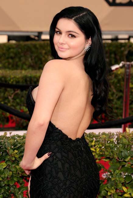 Hollywood actress Ariel Winter