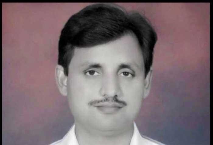BSP leader Kailash Thekedar