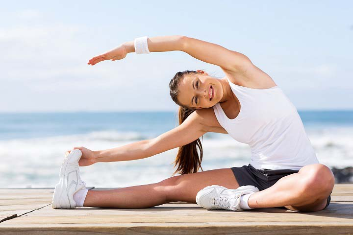 Exercising burns the fat found within the bone marrow and improves bone quality in a matter of weeks