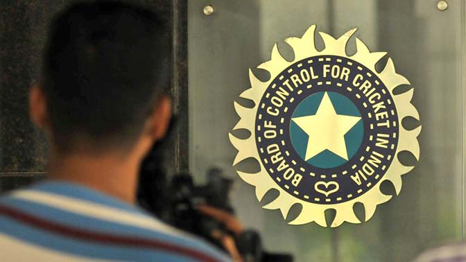 A view of BCCI