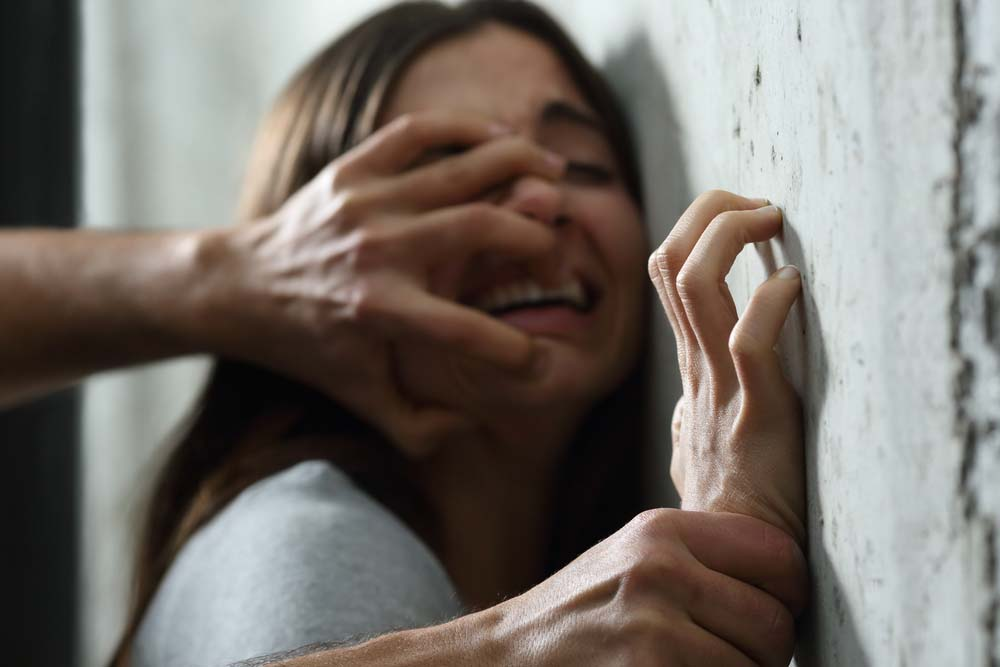 A 13-year-old girl and her mother out and raped them in a nearby field (File Photo)
