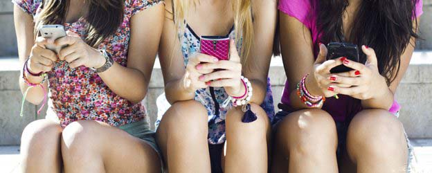 Usage of mobile phones may cause the health in teens